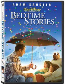Bedtime Stories - (Import DVD)