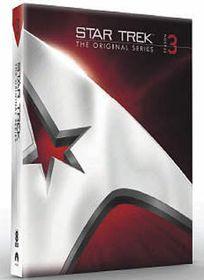 Star Trek - The Original Series - Season 3 (Remastered)  - (DVD)