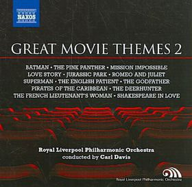 Great Movie Themes Vol 2 - Great Movie Themes - Vol.2 (CD)
