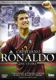 Cristiano Ronaldo: The Story - (Import DVD)