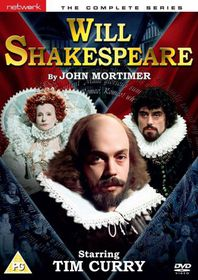 Will Shakespeare: The Complete Series - (Import DVD)