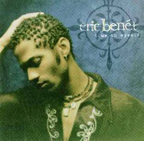 Eric Benet - True To Myself (CD)