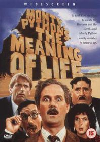 Meaning Of Life-Monty Python (old sleeve) - (Import DVD)