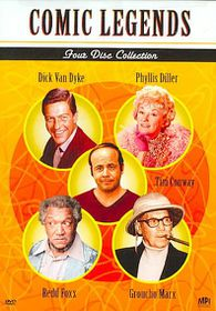 Comic Legends - (Region 1 Import DVD)