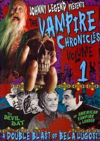 Vampire Chronicles Vol 1:American Vam - (Region 1 Import DVD)