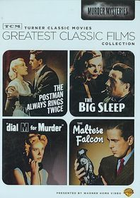 Tcm Greatest Classic Films:Murder Mys - (Region 1 Import DVD)