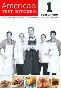 America's Test Kitchen Season 1 - (Region 1 Import DVD)