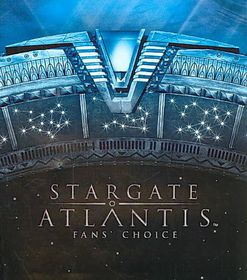 Stargate Atlantis Fans Choice - (Region A Import Blu-ray Disc)