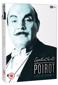 Agatha Christie's Poirot: The Collection 7 - (Import DVD)