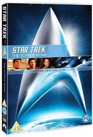 Star Trek 4 - The Voyage Home - (Import DVD)