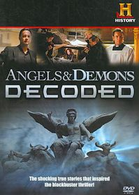 Angels & Demons Decoded - (Region 1 Import DVD)