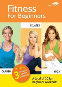 Fitness for Beginners - (Region 1 Import DVD)