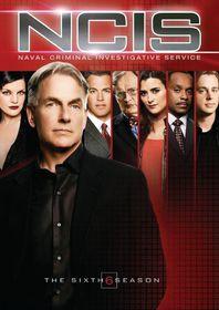 NCIS: Sixth Season - (Region 1 Import DVD)