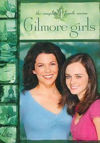 Gilmore Girls:Comp Fourth Ssn - (Region 1 Import DVD)