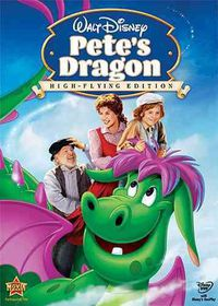 Pete's Dragon:High Flying Edition - (Region 1 Import DVD)