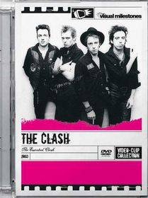 The Clash - Essential (DVD)