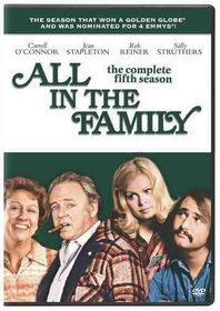 All in the Family:Complete 5th Season - (Region 1 Import DVD)