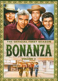 Bonanza:Official First Season Vol 2 - (Region 1 Import DVD)
