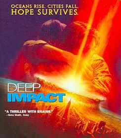 Deep Impact - (Region A Import Blu-ray Disc)