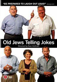 Old Jews Telling Jokes - (Region 1 Import DVD)