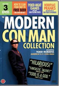 Modern Con Man Collection - (Region 1 Import DVD)