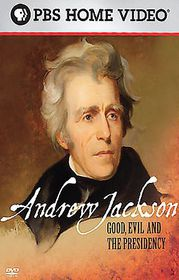 Andrew Jackson:Good Evil and the Pres - (Region 1 Import DVD)