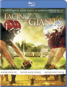 Facing the Giants - (Region A Import Blu-ray Disc)