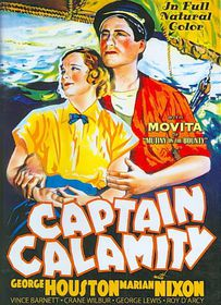 Captain Calamity - (Region 1 Import DVD)