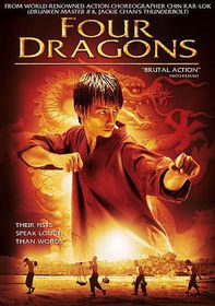 Four Dragons - (Region 1 Import DVD)