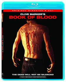 Clive Barker's Book of Blood - (Region A Import Blu-ray Disc)