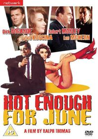 Hot Enough for June - (Import DVD)