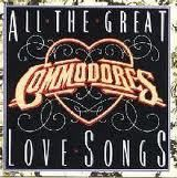 Commodores - All The Great Love Songs (CD)