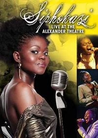 Siphokazi - Live At The Alexander Theatre (DVD)