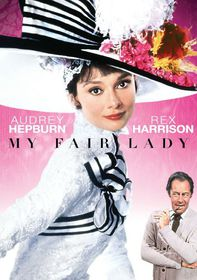 My Fair Lady - (Region 1 Import DVD)