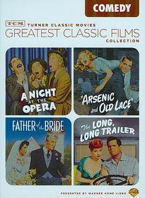 Tcm Greatest Films:Comedy - (Region 1 Import DVD)