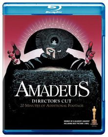 Amadeus:Director's Cut - (Region A Import Blu-ray Disc)