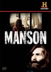 Manson 40 Years Later - (Region 1 Import DVD)