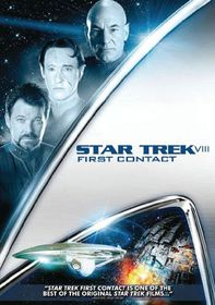 Star Trek VIII: First Contact - (Region 1 Import DVD)