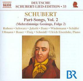 Schubert:: Lied Edition 33 - Lieder Edition 33 (CD)