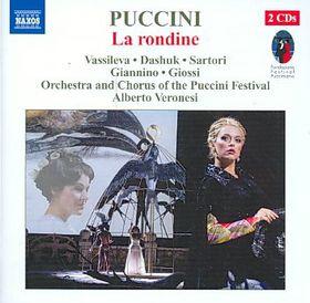 Puccini: La Rondine - La Rondine (CD)