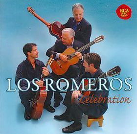 Los Romeros - Celebration (CD)