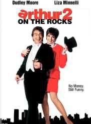 Arthur 2: On the Rocks (1988)  - (DVD)