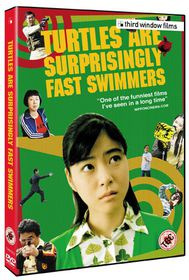 Turtles Are Surprisingly Fast Swimmers - (Import DVD)