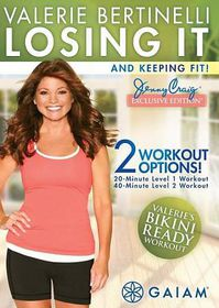 Valerie Bertinelli:Losing It and Keep - (Region 1 Import DVD)
