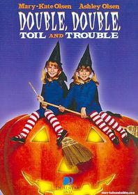 Double Double Toil and Trouble - (Region 1 Import DVD)