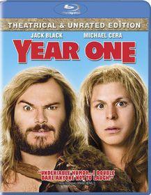 Year One - (Region A Import Blu-ray Disc)
