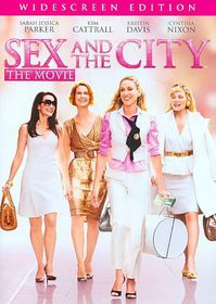 Sex and the City:Movie - (Region 1 Import DVD)