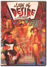 Law of Desire - (Region 1 Import DVD)