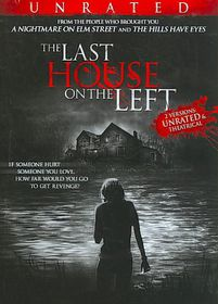 Last House on the Left - (Region 1 Import DVD)
