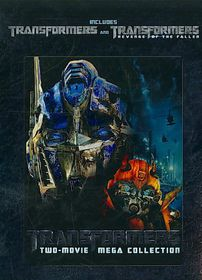 Transformers Gift Set - (Region 1 Import DVD)